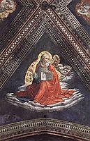 St. Matthew the Evangelist, ghirlandaio