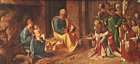 The Adoration of the Kings, giorgione