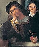 Double Portrait, giorgione