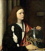 Portrait of Francesco Maria della Rovere, 1502, giorgione