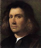 Portrait of a Man (Terris), 1510, giorgione