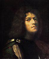 Self-portrait, giorgione