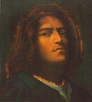 Self-portrait, 1510, giorgione