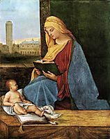Virgin and Child (The Tallard Madonna), giorgione