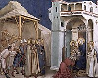 The Adoration of the Magi, c.1320, giotto
