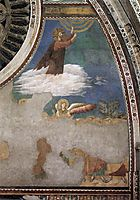Ascension of Christ, c.1300, giotto