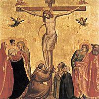 The Crucifixion, c.1325, giotto