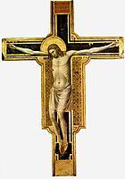 The Crucifixion, c.1317, giotto