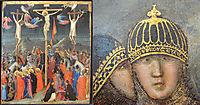 Crucifixion, c.1330, giotto