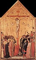 The Crucifixion, c.1335, giotto