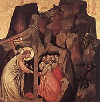 Descent into Limbo, c.1325, giotto