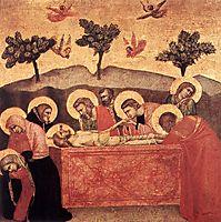 Entombment, c.1325, giotto