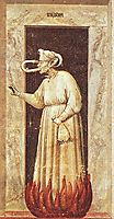 Envy, 1306, giotto