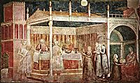 Feast of Herod, giotto