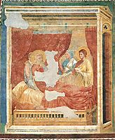Isaac Blessing Jacob, giotto