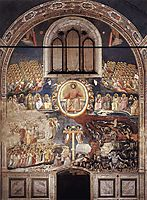 Last Judgment, 1306, giotto