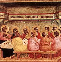 Last Supper, c.1325, giotto