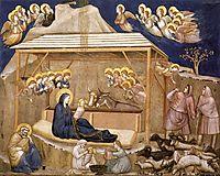 Nativity, c.1320, giotto