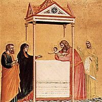 The Presentation of the Infant Jesus in the Temple, c.1320, giotto