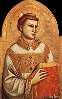 Saint Stephen, c.1325, giotto