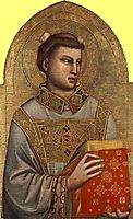 St. Stephen, 1325, giotto