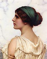 Atalanta, 1908, godward