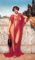 Athenais, godward