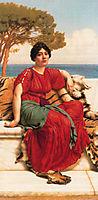 By the Blue Ionian Sea, 1916, godward