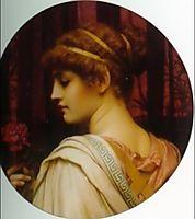 Chloris, 1902, godward