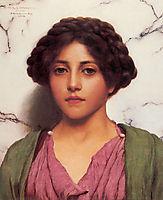 A Classical Beauty, 1909, godward