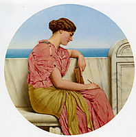 Distant Thoughts, 1918, godward