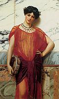 Drusilla, 1906, godward