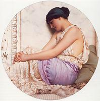 A Grecian Girl, 1908, godward