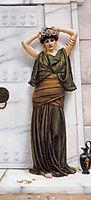 Ianthe, 1889, godward