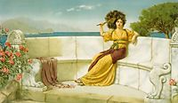 In the Prime of the Summer Time, 1915, godward