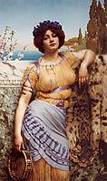 Ionian Dancing Girl, 1902, godward