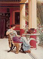 The Jewel Casket, 1900, godward
