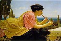 A Melody, 1904, godward