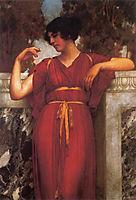 The Ring, 1898, godward