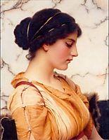 Sabinella, 1912, godward