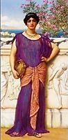The Tambourine Girl II, 1906, godward