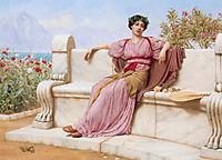 Tranquillity, 1914, godward