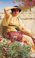 A Tryst, 1912, godward