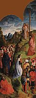 Calvary Triptych (Right panel), 1468, goes