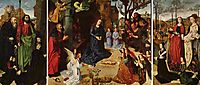 Portinari Triptych, 1478, goes