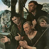 Portinari Triptych (detail), 1478, goes