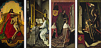 The Trinity Altar Panels , 1478, goes