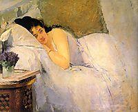 Woman Awakening, 1876, gonzales