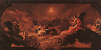 The Adoration of the Name of The Lord, 1772, goya