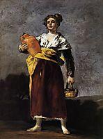 Aquarius, 1808-12, goya
